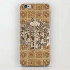 Hellraiser Puzzlebox C iPhone Skin