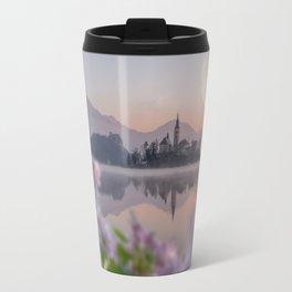 Lilac Nights Travel Mug