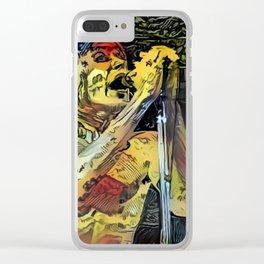 Iguana Clear iPhone Case