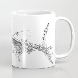 Fisherman Marlin Coffee Mug