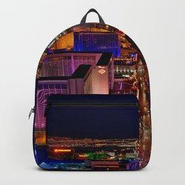 Las Vegas Nevada Skyline Backpack