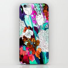 forest flowers 3 iPhone & iPod Skin