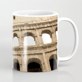 The Colosseum, Rome, Italy. Coffee Mug