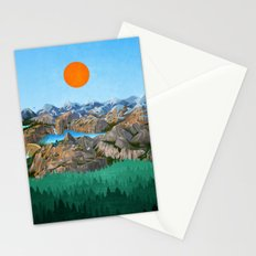 Rock Trip Stationery Cards