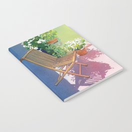 Summer Shadows Notebook