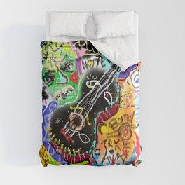 Albert on Blues Guitar Comforters