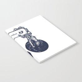 Robot hands Notebook
