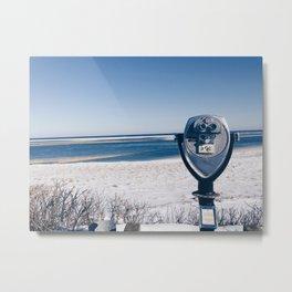 Chatham Light Metal Print