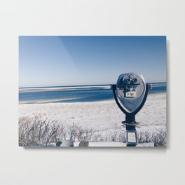 Chatham Light Metal Print