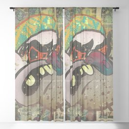 Pyrate Sheer Curtain