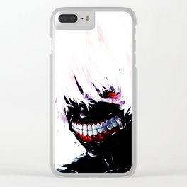 tokyo ghoul Clear iPhone Case
