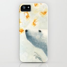 Try not to breath iPhone Case