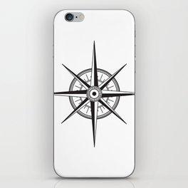 Compas iPhone Skin