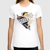 bioshock T-shirts featuring Bioshock - Jasmine Jolene by Chimaera Designs