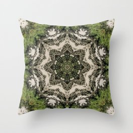 Sandrayati Throw Pillow