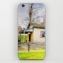 The Quart House iPhone Skin