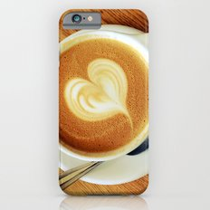 A Warm Cup of Love Slim Case iPhone 6s