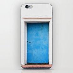 la cuesta iPhone & iPod Skin