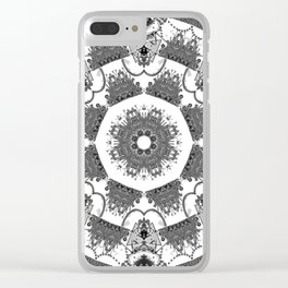 Infinite Equations Clear iPhone Case