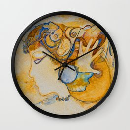 The Secret Dream Wall Clock