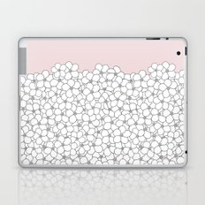 Forget Pink Boarder 2 Laptop & iPad Skin