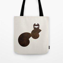 Minanimals: Squirrel Tote Bag