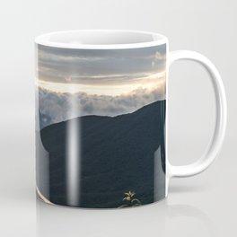 Sunrise In North Georgia Mountains 5 Coffee Mug