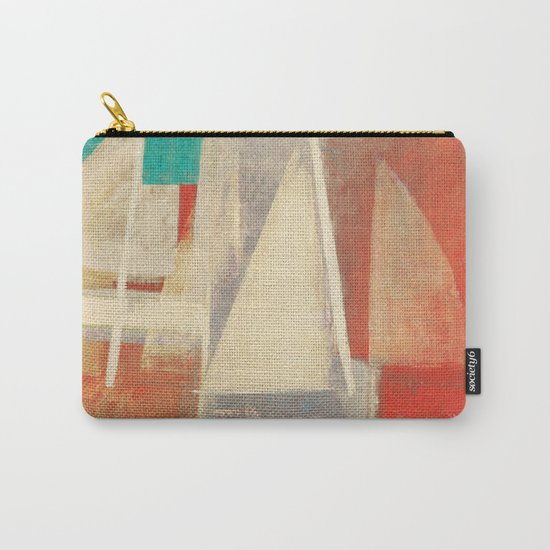 Battle of Sails Carry-All Pouch