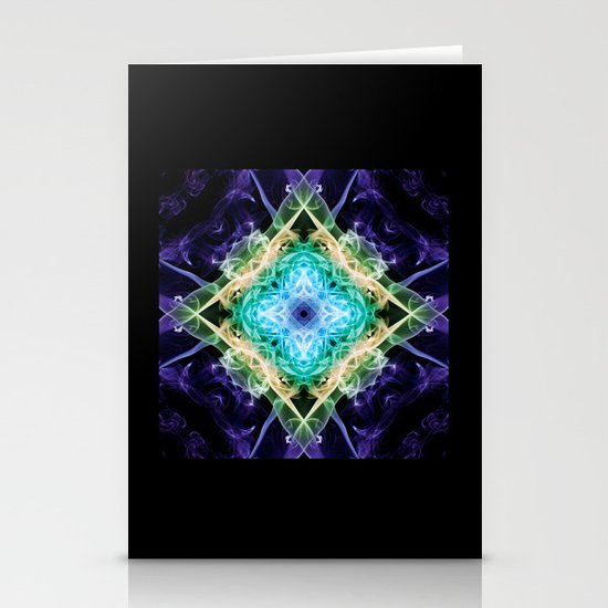 Smoke Art 89 Stationery Cards