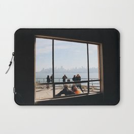 View From Alcatraz Laptop Sleeve