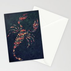 The Pattern Scorpio Stationery Cards