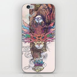 Journeying Spirit (Mountain Lion) iPhone Skin