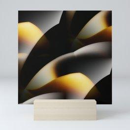 Abstract ambivalence Mini Art Print