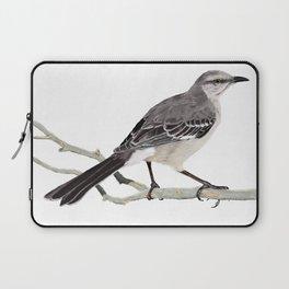 Northern mockingbird - Cenzontle - Mimus polyglottos Laptop Sleeve