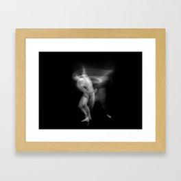 Dancing #1 Framed Art Print