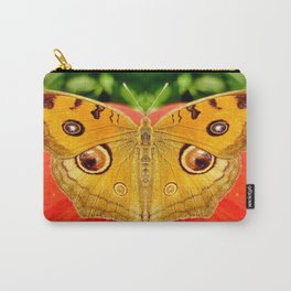 Meadow Argus Butterfly Carry-All Pouch