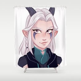 Rayla Shower Curtain