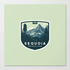 Sequoia 100 Years Canvas Print