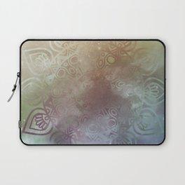 Universe Mandala Glow Laptop Sleeve