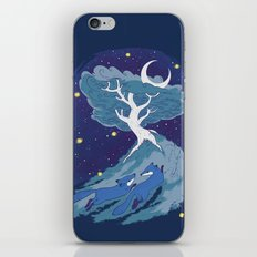 Summer Foxes iPhone & iPod Skin