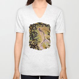 Forest Spirit Unisex V-Neck