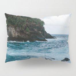 Cliffside Ocean View Pillow Sham