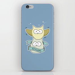 Eeylops Owl Emporium of Diagon Alley iPhone Skin