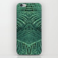 fern iPhone & iPod Skins featuring Fern by ravynka