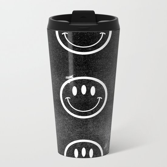 3rd eye (dark) Metal Travel Mug