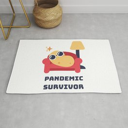 Pandemic Related Rug