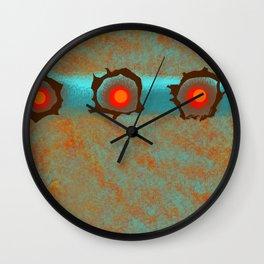 Decorative Abstract Pattern  Wall Clock