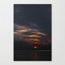 Decieve Canvas Print