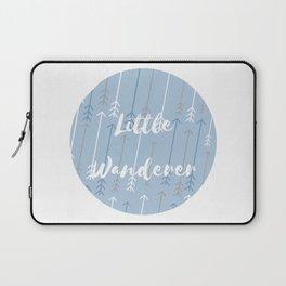 Won't You Wander Back to Me? (Icelandic Glacier) Laptop Sleeve