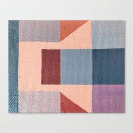 tuck Canvas Print